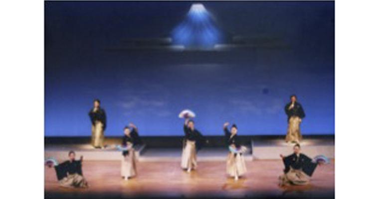 京都府次世代等古典芸能普及促進公演吟詠・剣詩舞道祭『吟と舞』