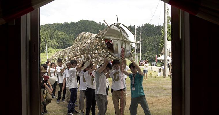 搬入プロジェクト―京都・岡崎計画―