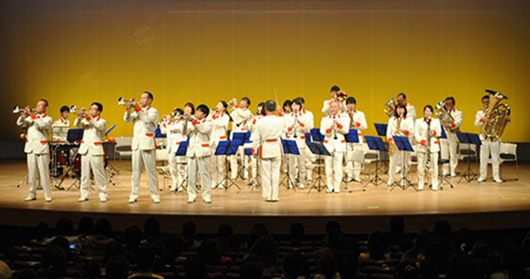 Kyoto City Fire Department Band 60th Anniversary Concert