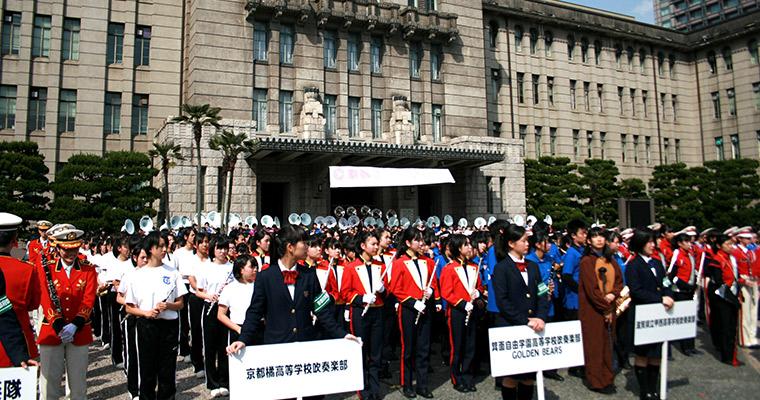 第15回  京都さくらパレード