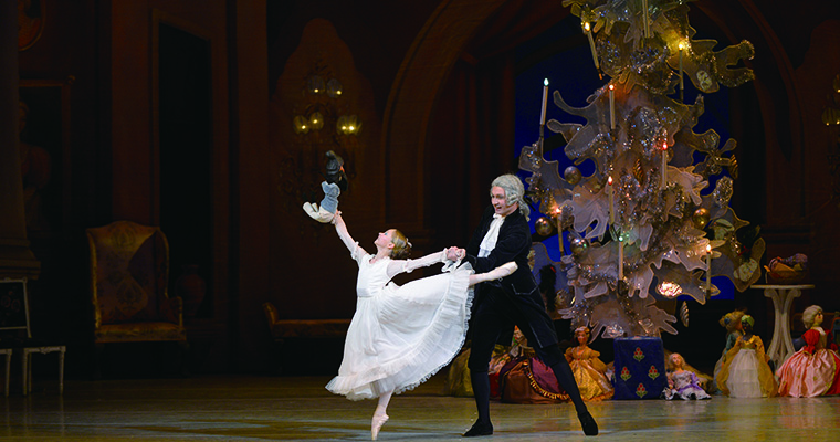 """Vaganova Ballet Academy """"The Nutcracker"""""""
