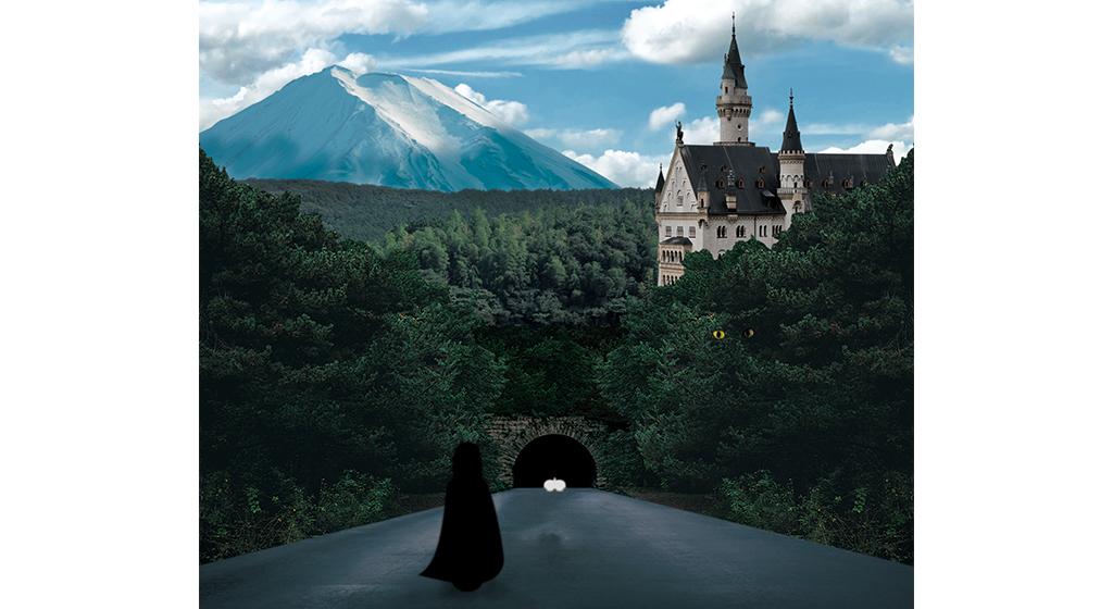 スペースノットブランク『光の中のアリス』