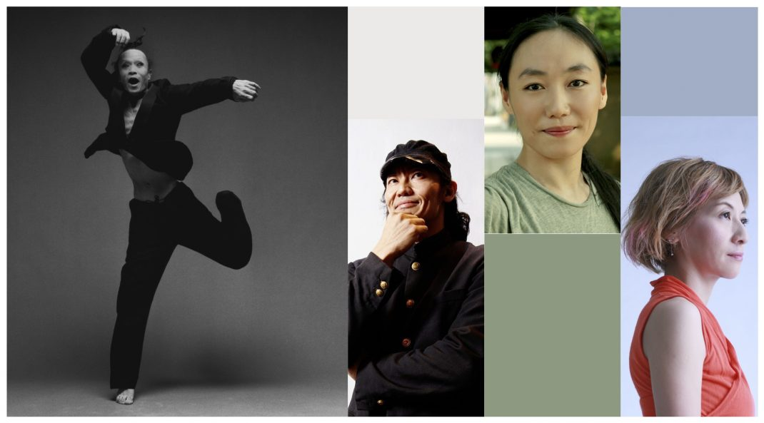 "Akira Kasai Dance Labyrinth ""THE VOYAGES OF PRINCE TAKAOKA"""