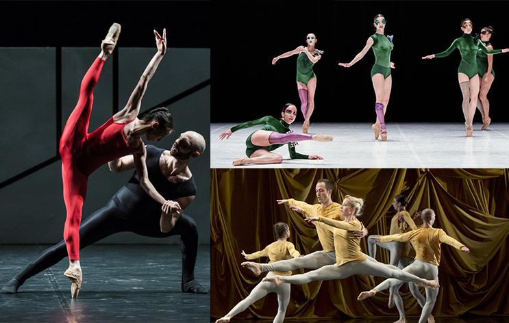 ロレーヌ国立バレエ団  トリプルビル